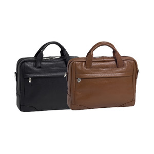 "Torba na laptopa Skóra Bridgeport 17"" Mcklein"