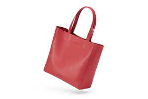 Shopper bag  KATE malinowa VOOC P44