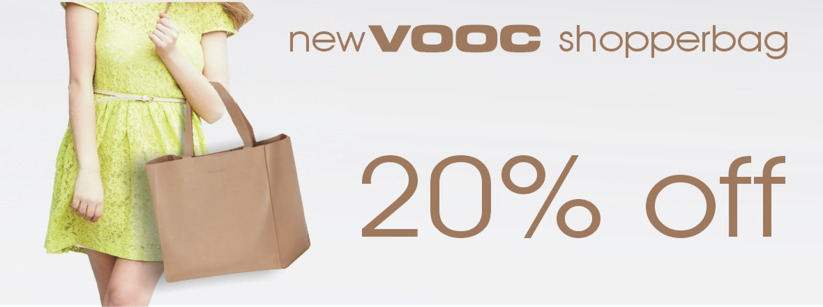 shopper bag 20%